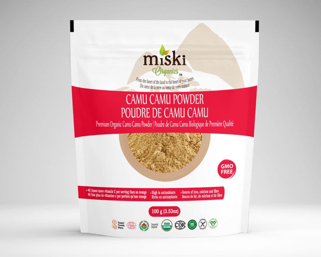 Miski Organics Camu Camu